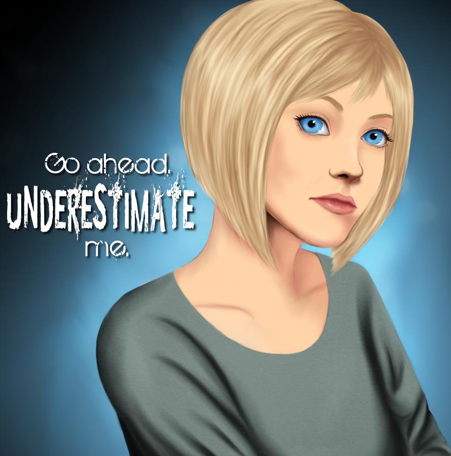 Go Ahead, Underestimate Me by FadedDreams5