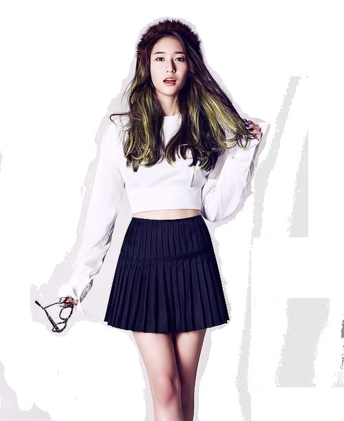 [PNG] Krystal Jung @ bumbblebee/bubblekkamjong by ...