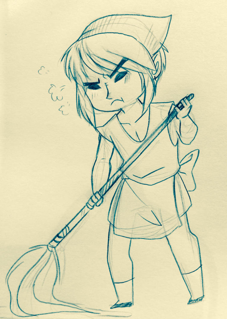 LOZ: Housecleaning by PapaSam