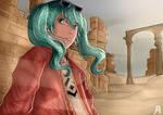 Sand Planet ft. Hatsune Miku
