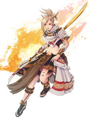 FFXIV Samurai Miqo'te