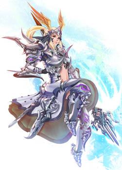 FFXIV Dragoon