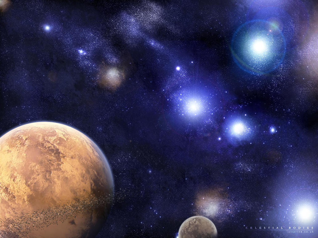 Celestial Bodies by buzzf on DeviantArt