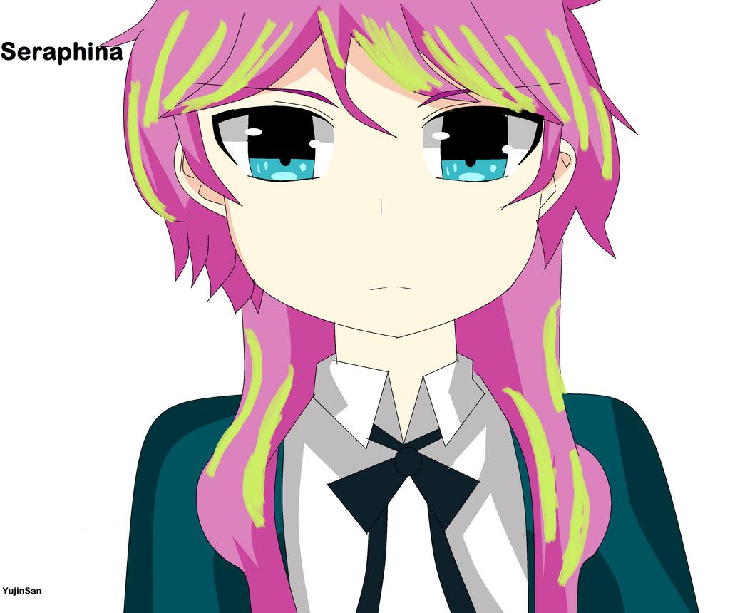 Seraphina by YujinSanArt