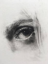 Eye Study by VictoriaSteel