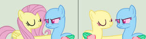 MLP Base - Don't touch me, you freak.