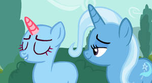 MLP Base- Trixie supports your anti-wheel religion by Tech-Kitten
