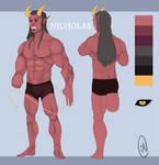 Nicholas Incubus character sheet