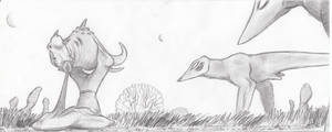 Southern Darwin by Transapient