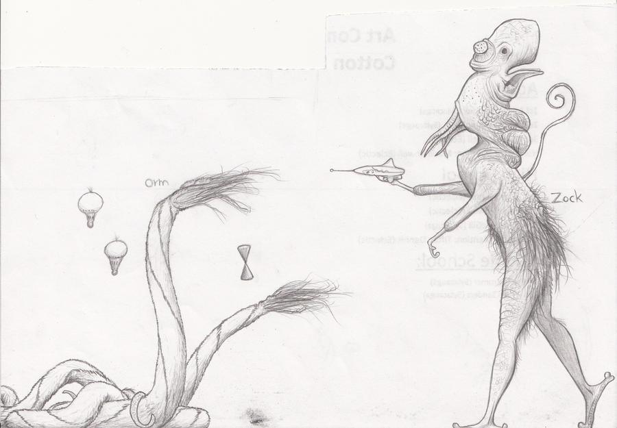 DeviantArt: More Artists Like Xenobiology - Sproinger by ...