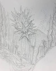 Deusceratops by Transapient