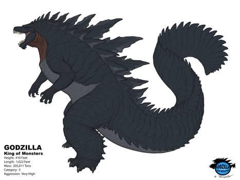 Kaiju Revolution: GODZILLA