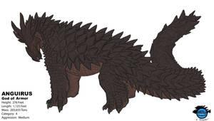 Kaiju Revolution: ANGUIRUS