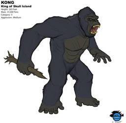Kaiju Revolution: KONG