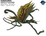 Kaiju Revolution: KAMACURAS