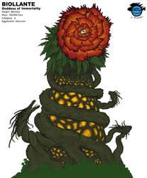 Kaiju Revolution: BIOLLANTE