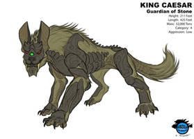 Kaiju Revolution: KING CAESAR by Transapient