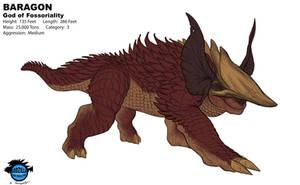 Kaiju Revolution: BARAGON by Transapient