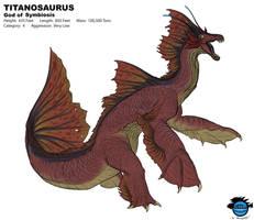 Kaiju Revolution: TITANOSAURUS