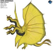 Kaiju Revolution: KING GHIDORAH by Transapient