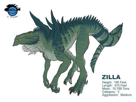 Kaiju Revolution: ZILLA