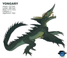 Kaiju Revolution: YONGARY
