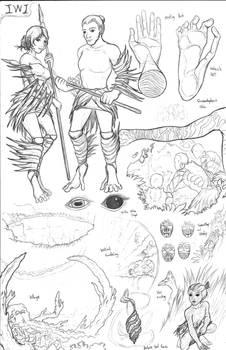 Kaiju revolution Races:  IWI