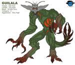 Kaiju Revolution: GUILALA