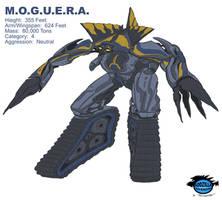 Kaiju Revolution: M.O.G.U.E.R.A.