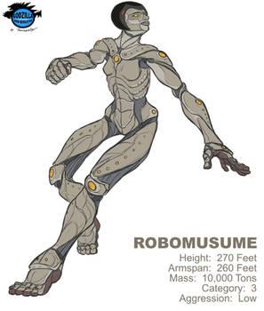 Kaiju Revolution: ROBOMUSUME