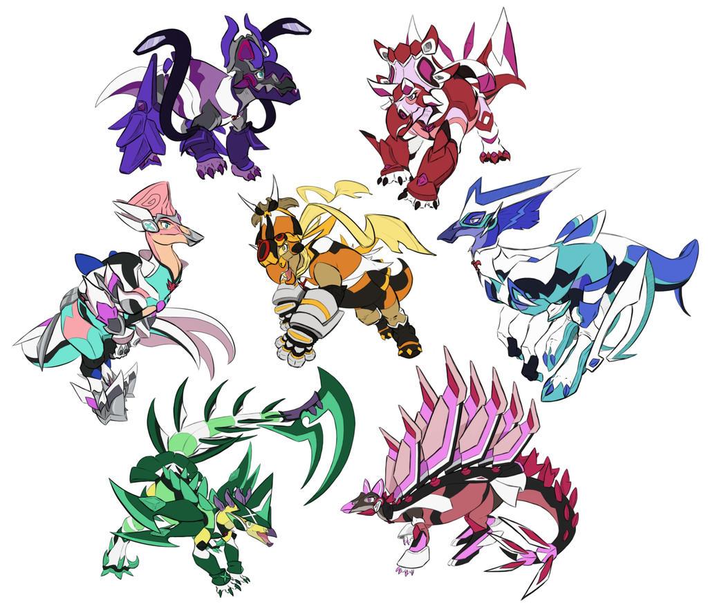 Symphosaurs