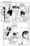 YYH Fancomic Comic 1