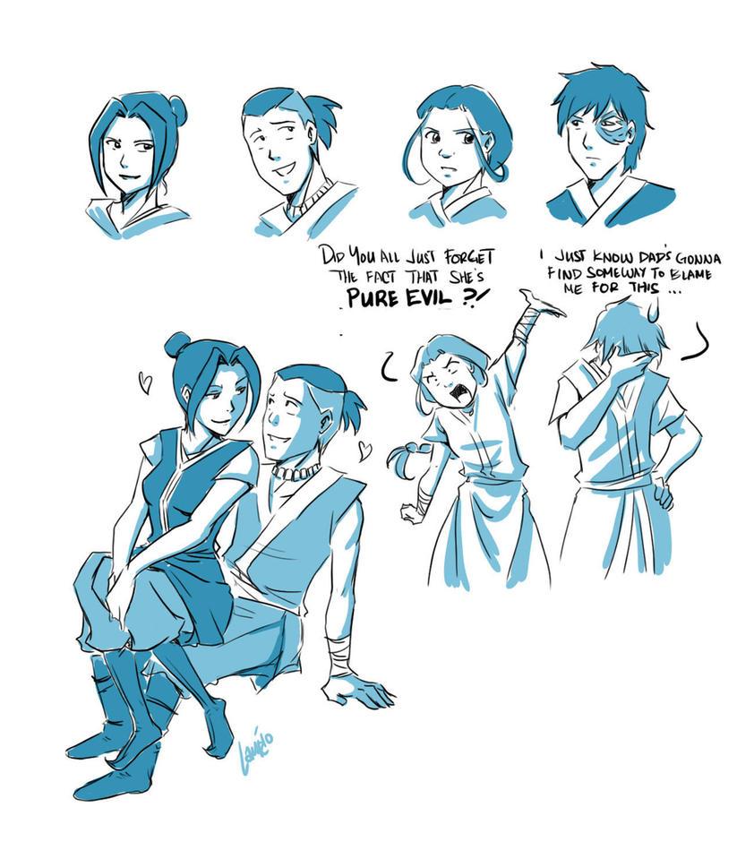Sketchember 1 Sokkla by laurbits