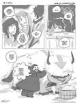 Crossover Meme: Hagrid n Appa