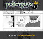 Polterguys Vol. 2 Updates
