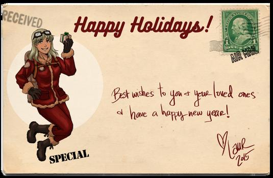 Happy Holidays 2015!