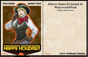 2016 Holiday Postcard