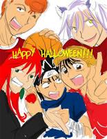 Happy Halloween 06 by laurbits