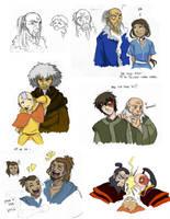 Avatar Authorities by laurbits