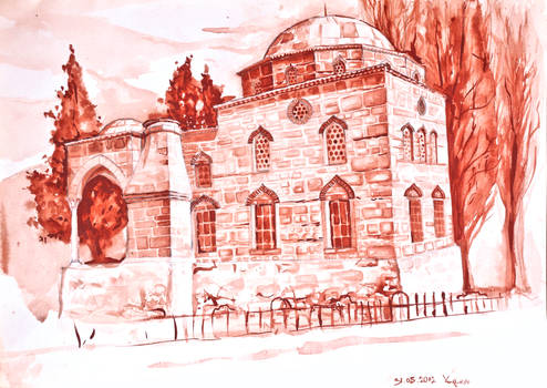 The Mosque ''Ahmed Bey''