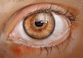 eye detail by masktoblack