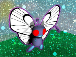 Butterfree by soulturtle