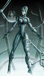 Exoskeleton equipping