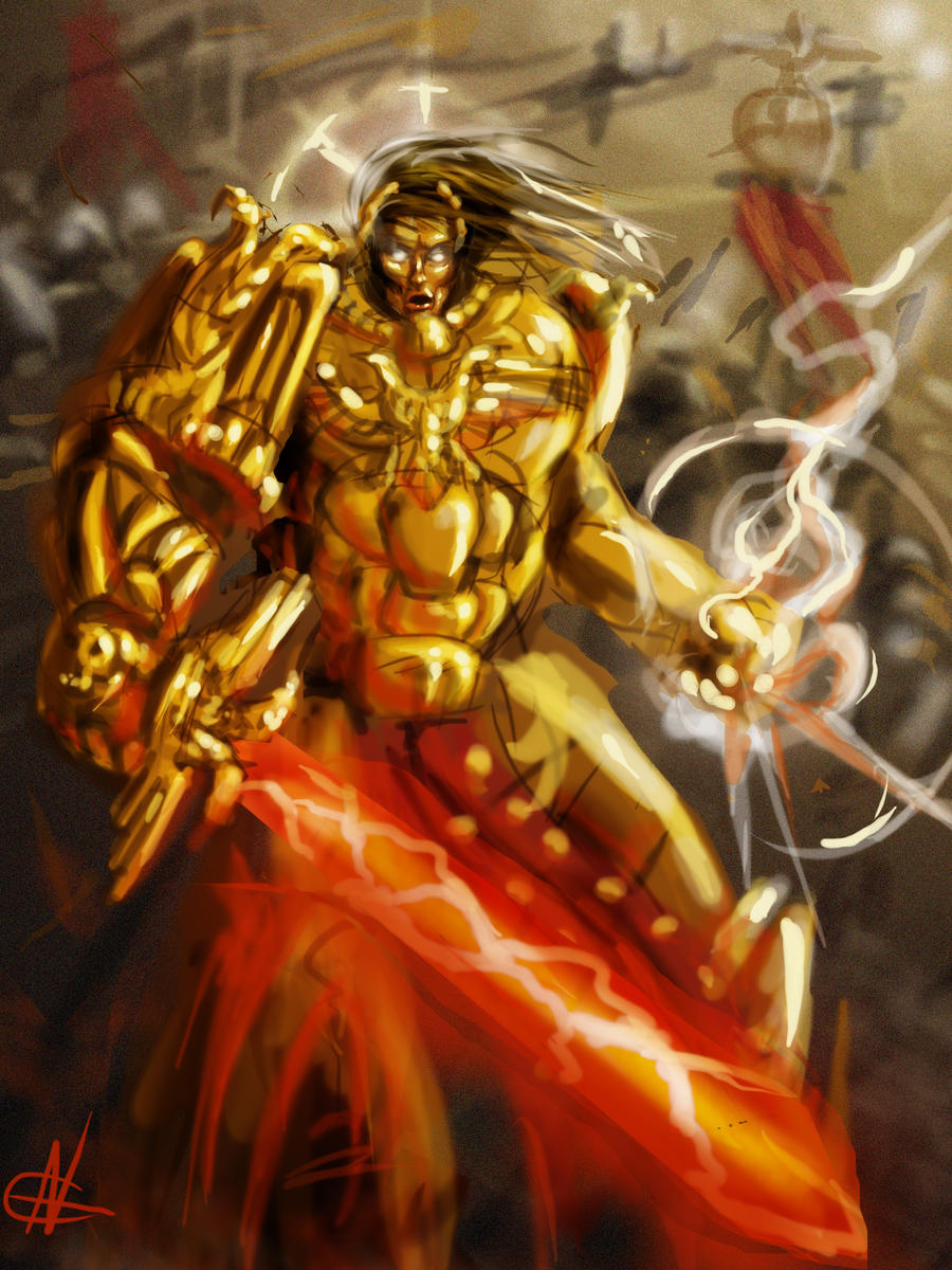 The Emperor Seven Tarot Cards From Different Packs Other: God Emperor And Primarchs Vs SC And SW