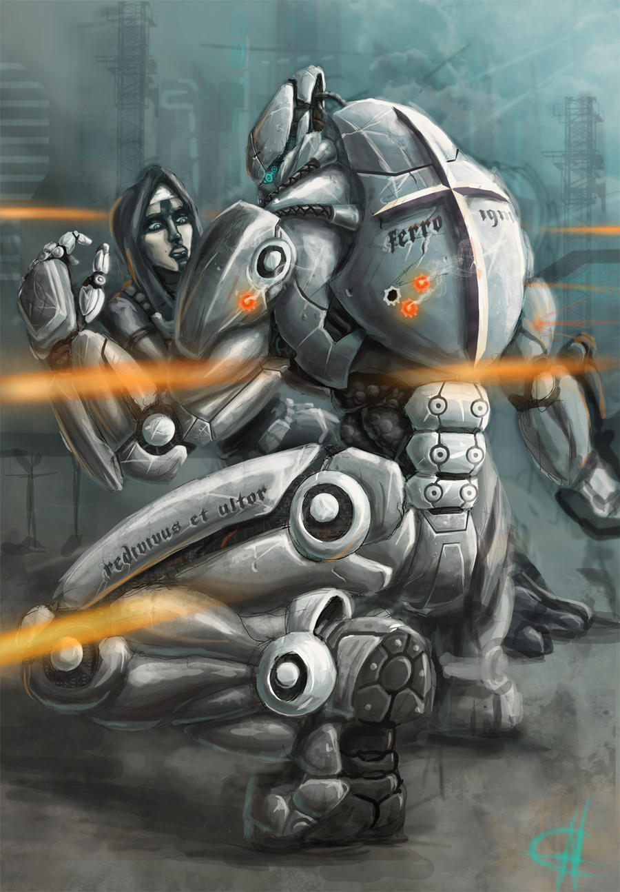 Defender by AspectusFuturus