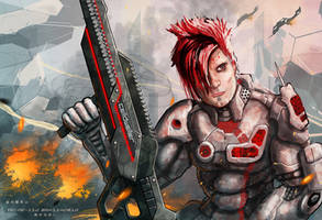 Klayton by AspectusFuturus