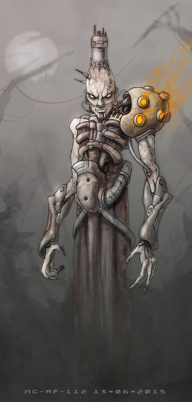 High Priest by AspectusFuturus