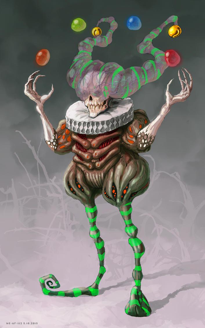 Harlequin by AspectusFuturus