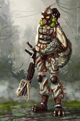 Swamp raider
