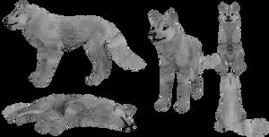 FREE Feral Heart fur texture